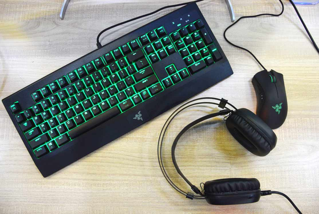 动感耳机|专业鼠标配置